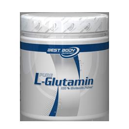 Best Body Nutrition - L-Glutamin Pulver