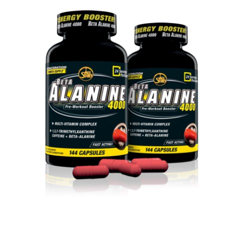 All Stars - Beta Alanine 4000