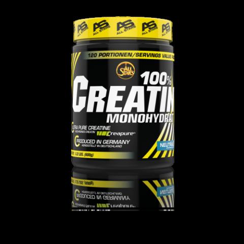 All Stars - 100% Creatin Monohydrat