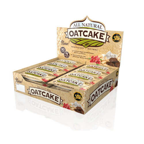 All Stars - All Natural Oatcake Energy Bar