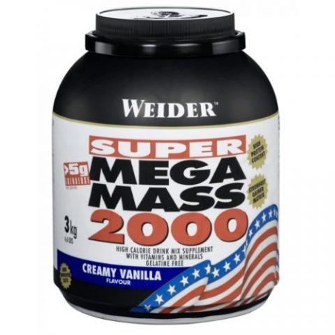 Weider - Mega Mass 2000
