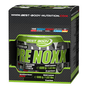 Best Body Nutrition - Hardcore Nitrobolan Pre Noxx 2.0