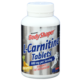 Weider - Body Shaper - L-Carnitin Tabletten