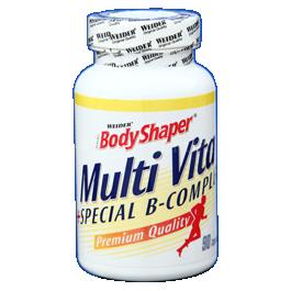 Weider - Body Shaper - Multi Vita + Special B Komplex