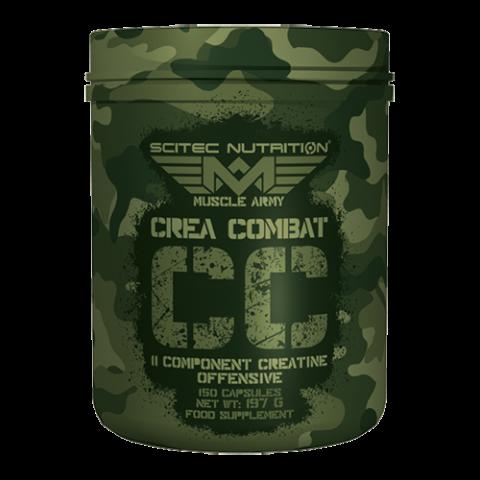 Scitec Nutrition - Muscle Army - Crea Combat