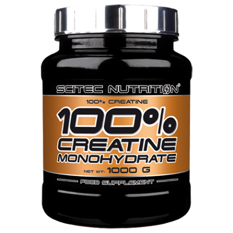 Scitec Nutrition - 100% Creatine