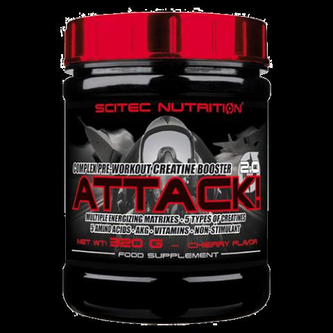 Scitec Nutrition - Attack! 2.0
