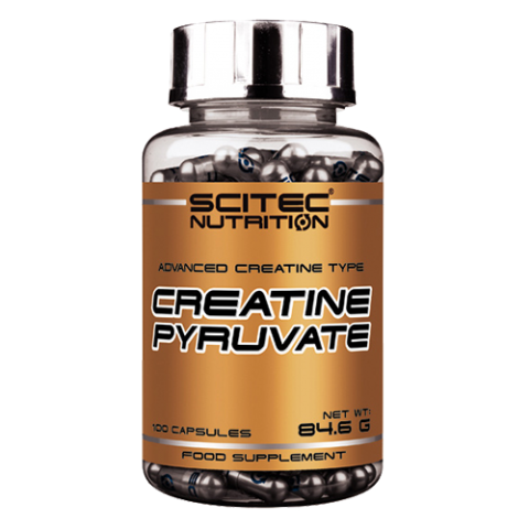 Scitec Nutrition - Creatine Pyruvate