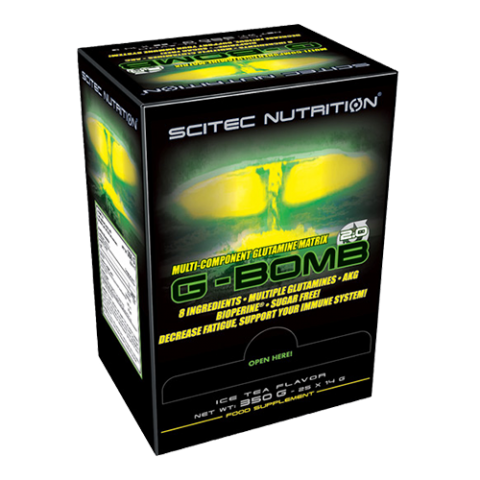 Scitec Nutrition - G-Bomb 2.0