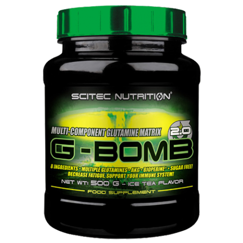 Scitec Nutrition - G-Bomb