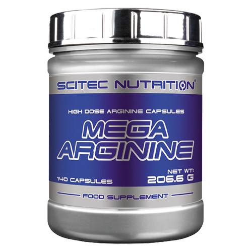 Scitec Nutrition - Mega Arginine