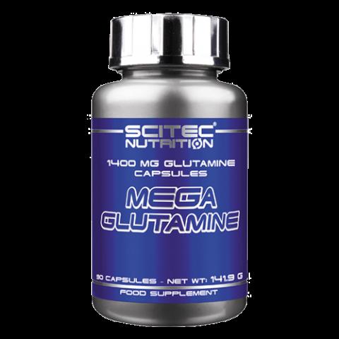 Scitec Nutrition - Mega Glutamine