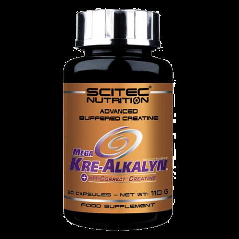 Scitec Nutrition - Mega Kre-Alkalyn