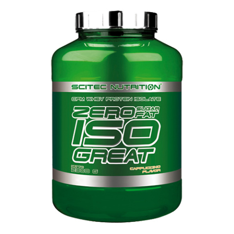 Scitec Nutrition - Zero Carb Zero Fat Isogreat