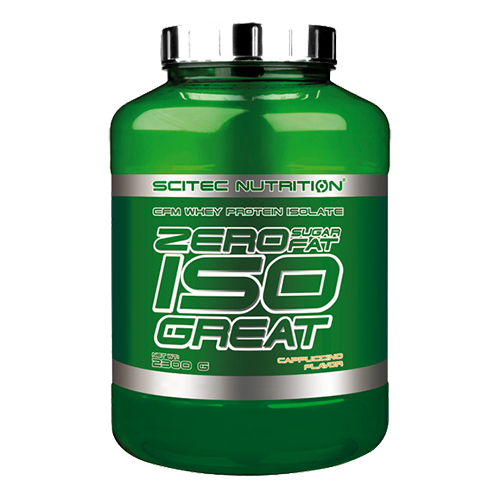 Scitec Nutrition - Zero Carb Zero Fat Isogreat