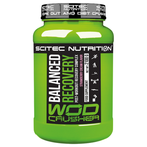 Scitec Nutrition - Wod Crusher - Balanced Recovery