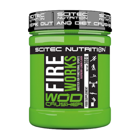 Scitec Nutrition - Wod Crusher - Fireworks