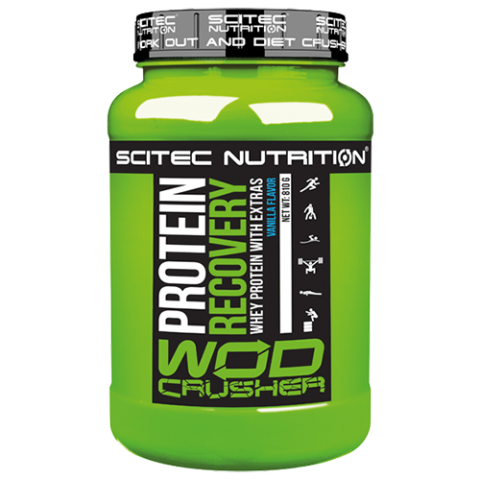 Scitec Nutrition - Wod Crusher - Protein Recovery