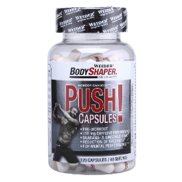 Weider - Body Shaper - Push Capsules